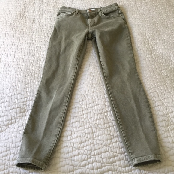 Current/Elliott Denim - Current/Elliott Ankle Jeans